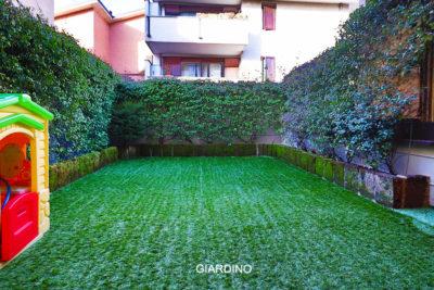 ampio bilocale giardino lissone foto17