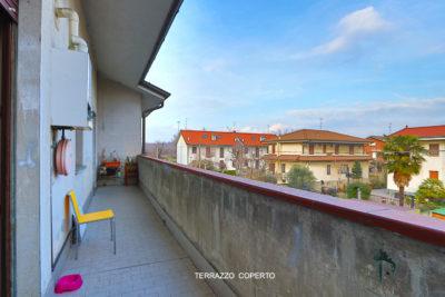 villa bifamiliare terrazzi Lissone foto13