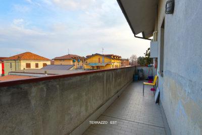 villa bifamiliare terrazzi Lissone foto14
