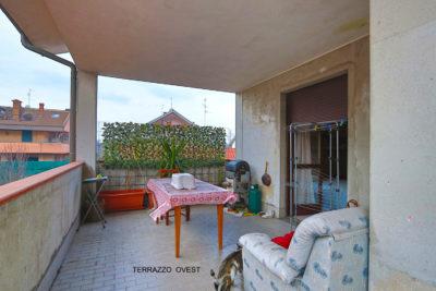 villa bifamiliare terrazzi Lissone foto21