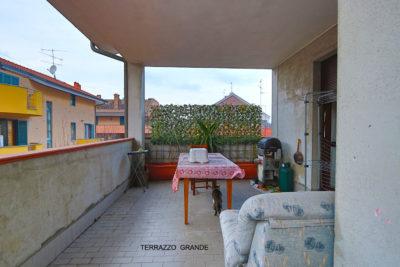 villa bifamiliare terrazzi Lissone foto22