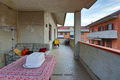 villa bifamiliare terrazzi Lissone foto23