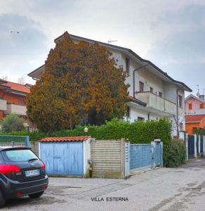 villa bifamiliare terrazzi Lissone foto32
