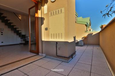 mansarda torretta terrazzo lissone foto2013