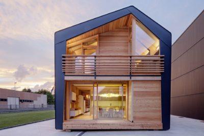 Villa prefabbricata modulare personalizzabile foto1