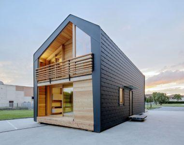 Villa prefabbricata modulare personalizzabile foto2