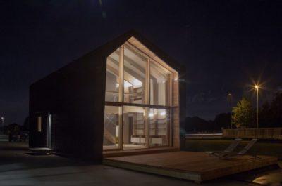 Villa prefabbricata modulare personalizzabile foto3