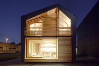 Villa prefabbricata modulare personalizzabile foto5