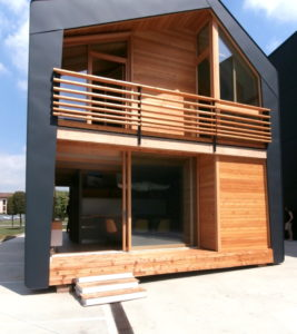 Villa prefabbricata modulare personalizzabile foto14