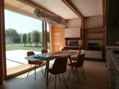 Villa prefabbricata modulare personalizzabile foto18