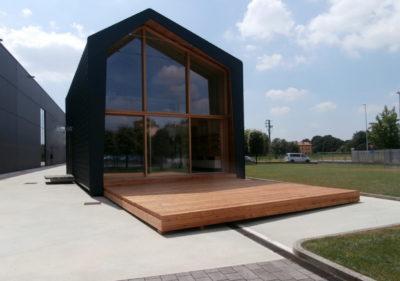 Villa prefabbricata modulare personalizzabile foto38