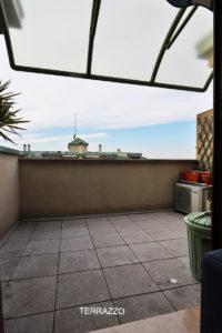 mansarda trilocale terrazzo lissone foto18