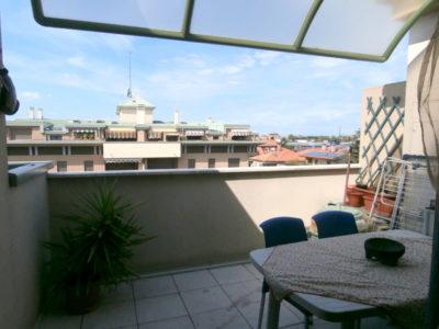 mansarda trilocale terrazzo lisoone foto5