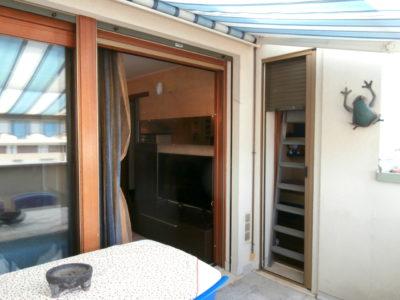 mansarda trilocale terrazzo lisoone foto6