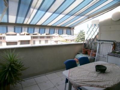 mansarda trilocale terrazzo lisoone foto7