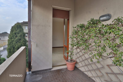 Trilocale elegante terrazzo Lissone foto35
