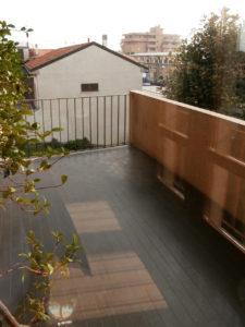 Trilocale elegante terrazzo Lissone foto5