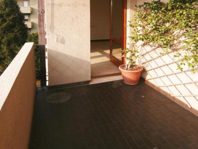Trilocale elegante terrazzo Lissone foto16