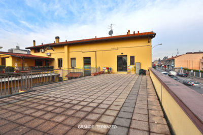 trilocale terrazzo centro lissone foto12