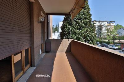 appartamento trilocale terrazzo lissone foto9