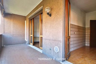 appartamento trilocale terrazzo lissone foto14