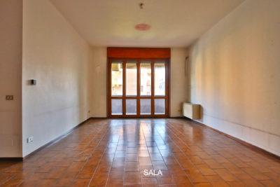appartamento trilocale terrazzo lissone foto26