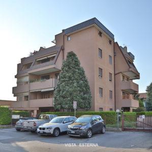 appartamento trilocale terrazzo lissone foto35