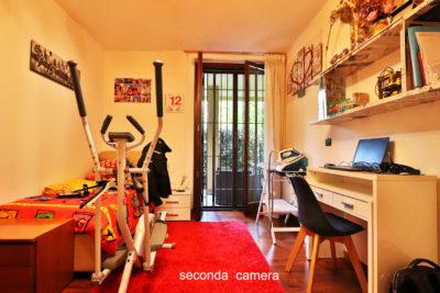 appartamento trilocale giardino lissone foto12