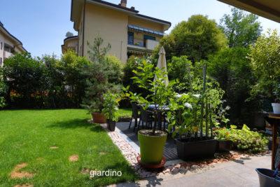 appartamento trilocale giardino lissone foto9