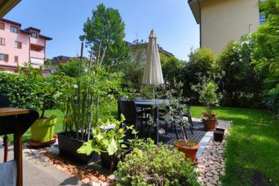 appartamento trilocale giardino lissone foto27