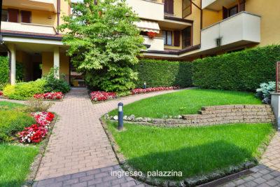 appartamento trilocale giardino lissone foto24