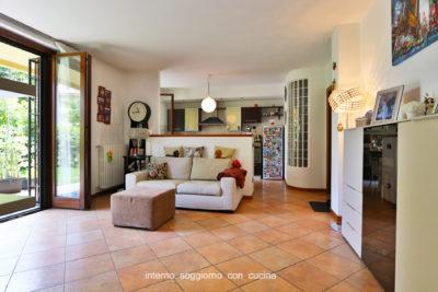 appartamento trilocale giardino lissone foto5