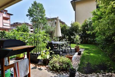 appartamento trilocale giardino lissone foto36