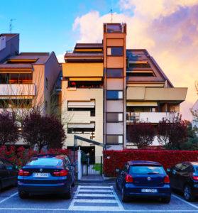 bilocale moderno terrazzo lissone foto19