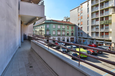 bilocale grandi terrazzi centro lissone foto14