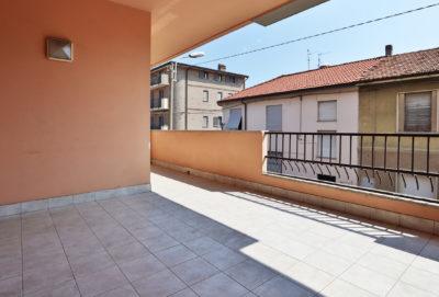 raffinato trilocale terrazzo lissone foto7