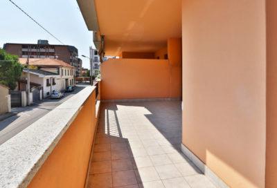 raffinato trilocale terrazzo lissone foto5