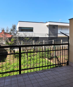 trilocale ristrutturato giardino lissone foto15