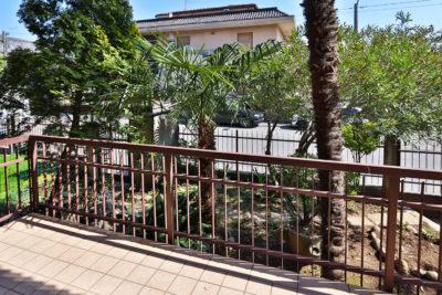 trilocale ristrutturato giardino lissone foto9