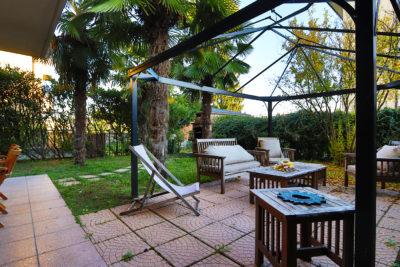 appartamento trilocale giardino lissone foto8