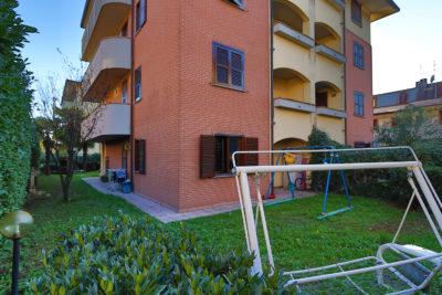 appartamento trilocale giardino lissone foto22
