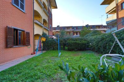 appartamento trilocale giardino lissone foto23