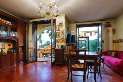 appartamento trilocale giardino lissone foto3