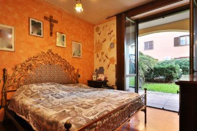 appartamento trilocale giardino lissone foto13