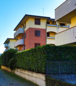 appartamento trilocale giardino lissone foto32