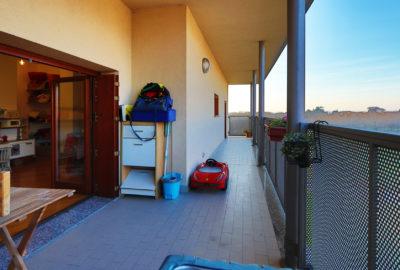 attico mansarda terrazzi lissone foto8