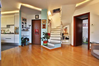 attico mansarda terrazzi lissone foto6