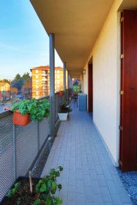 attico mansarda terrazzi lissone foto37