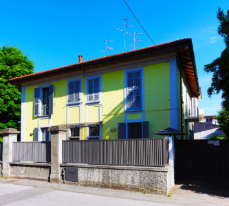 Appartamento in villetta Lissone foto15