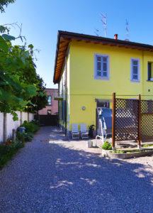 Appartamento in villetta Lissone foto17